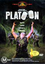 Platoon - Charlie Sheen, Willem Dafoe, Tom Berenger,Oliver Stone- New Sealed DVD