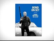 Bond On Set Filming Skyfall, Williams, Greg