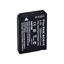 Battery for Panasonic DMW-BCG10E Lumix TZ6 TZ7 TZ8 TZ10 DMC-TZ20 Updated Ch L1B0
