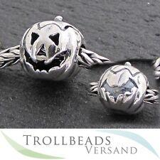 Trollbeads - Silberbead Halloween Kürbis - Pumpkin 11365