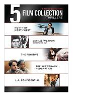The Shawshank Redemption MOVIE (Plus 4 FREE BONUS Movies) [DVD] NEW!