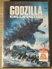 Godzilla King of the Monsters (Dvd, 2-Disc Set) Free Shipping New & Sealed