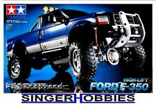 Tamiya America 58372 1/10 Ford F350 High-Lift Unassembled R/C Kit TAMC0196 GP
