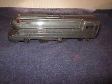 Lionel Prewar 1688 Gun-Metal Gray Torpedo Steam Locomotive