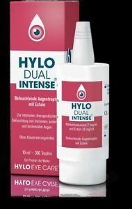 Ursapharm Hylo Dual Intense 10ml, Lubricating Eye Drops