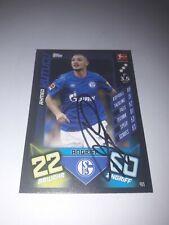 match attax signiert Ahmed Kutucu FC Schalke 04 NEU