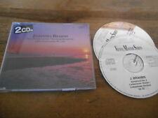 CD Klassik L. Pesek - Brahms : Festouvertüren/Liebeslieder 2CD (22 Song) PILZ jc