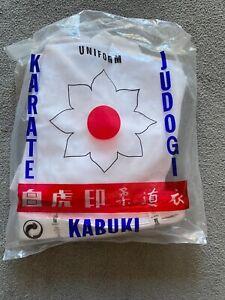 Judo/Karate Kit Top+Trousers+Belt Sizes 1/140 2/150