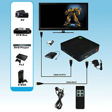 1080P HDMI HD Game Video Capture Recorder Box for Xbox 360 One Live PS3 4 TV BOX