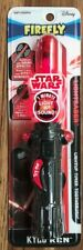 Firefly Disney Star Wars Kylo Ren Lightsaber Lightup Timer Kids Toothbrush Soft