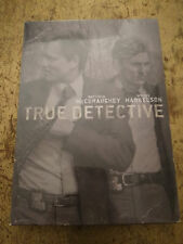 TRUE DETECTIVE SEASON 1 COMPLETE DVD + EXTRAS NEW AND SEALED ENGLISH FRENCH