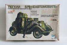 VINTAGE NIB TBK-CTAPT TWK START RUSSIAN P-20M 1936 MILITARY ARMORED CAR