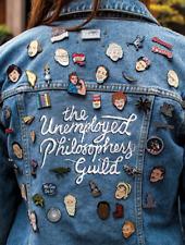 Unemployed Philosophers Guild Die-Cast Enamel Pin Sets Inspiration & Icons