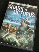 Mega Shark Vs. Giant Octopus DVD Deborah Gibson Lorenzo Lamas NEW SEALED