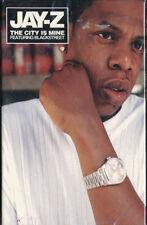 Jay-Z feat. Blackstreet The City Is Mine RARE OOP cassette single '98 (SEALED)
