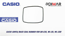CASIO GASKET/ BACK SEAL RUBBER, MODELS DB-E30, WL-20, WL-500