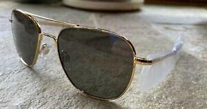 AO American Optical original pilot sunglasses Brand new, never worn