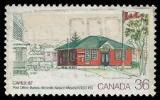 CANADA 1123i - Nelson-Miramichi Post Office - Double Tagging Error (pf84372)