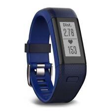 Articoli di monitoraggio dell'attività fisica blu della frequenza cardiaca