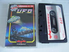 COMMODORE 64 CASSETTE U.F.O