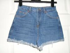 Denim Shorts Size Petite High for Women