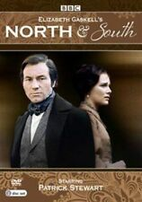 North And South 2-Disc Dvd Patrick Stewart Brand New & Factory Sealed