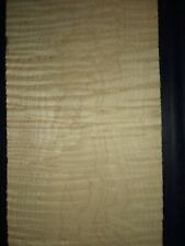 """Curly Maple Guitar neck blank 15/16""""X 5 5/8""""X 28 1/4 """"L Pc# 128"""