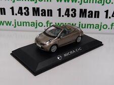 NI3 Car 1/43 J collection: Nissan Micra C+C