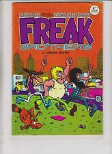Freak Brothers #2 VG unknown printing not in guide - gilbert shelton underground