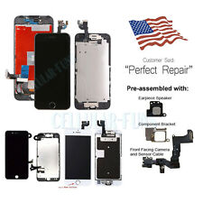 OEM Fr iPhone SE 5S 6 6s 7 Plus LCD Screen Digitizer Replacement Home Button new