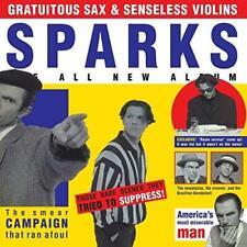Sparks - Gratuitous Sax And Senseless Violins (NEW 3CD)