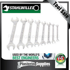 Stahlwille Double Open Ended Spanner Set 10/8 96400305