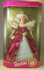 Barbie Doll Blond 16485 Valentine Christmas Target 35th Anniversary 1997 NRFB
