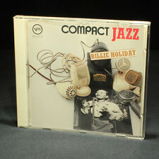 Billie Holiday - COMPACT JAZZ - Música Cd Álbum