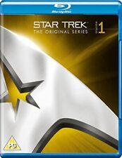 Star Trek: The Original Series - Season 1 [Blu-ray] [1966] [DVD][Region 2]