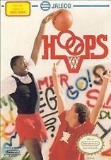 Hoops (Nintendo Entertainment System, 1989)