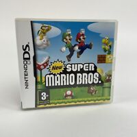 Nintendo DS - New Super Mario Bros Game - 100% Complete Boxed With Pamphlets VGC