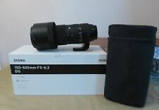 SIGMA 150-600mm 1:5-6.3 DG CONTEMPORARY LENS for CANON - 150-600 mm f/5.0-6.3 C
