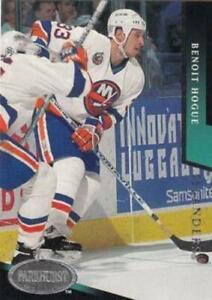 #396 Benoit Hogue - New York Islanders - 1993-94 Parkhurst Hockey