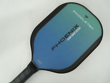 Paddletek Phoenix Genesis Pickleball Paddle Dave Weinbach Riptide Blue