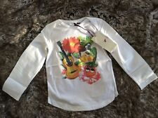 Stella McCartney Designer Kid's Top T Shirt 4 years