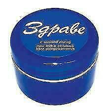 ZDRAVE CREAM AGAINST SKIN IRRITATIONS WITH ZINC OXIDE 30 g.