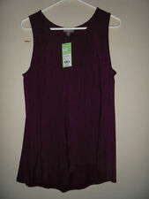 Katies Polyester Regular Size Sleeveless Tops for Women