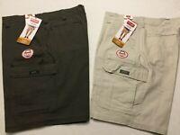"NWT Dickies Men 7 Pocket 2 Tool Pockets Gray Shop Flex 11/"" Cool Shorts Black"