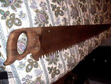 "vintage 42"" cross cut 1-2 man logging saw"
