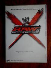 2003 WWE TENTH RAW ANNIVERSARY