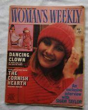 Vintage Women's Weekly Magazine 16th November 1974