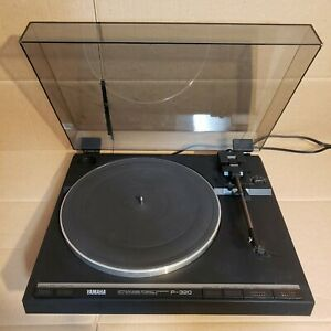 Yamaha P-320 Full Auto Belt Drive Turntable Japan As Untested/As Defective READ!