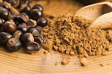 1 kg Guarana Pulver - gemahlen natürliches Koffein Caffeine Pflanzlich