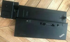 Genuine Lenovo ThinkPad P51 Docking Station 40A2 00HM917 No key and adapter